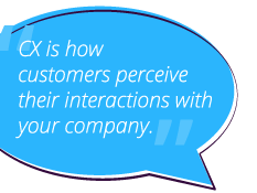 Forrester CX Quote